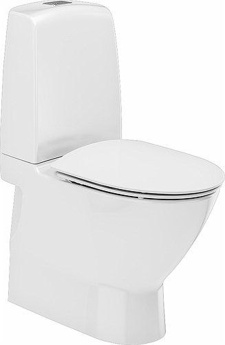 Ifö Inspira Art WC-pott, 6240, Rimfree®